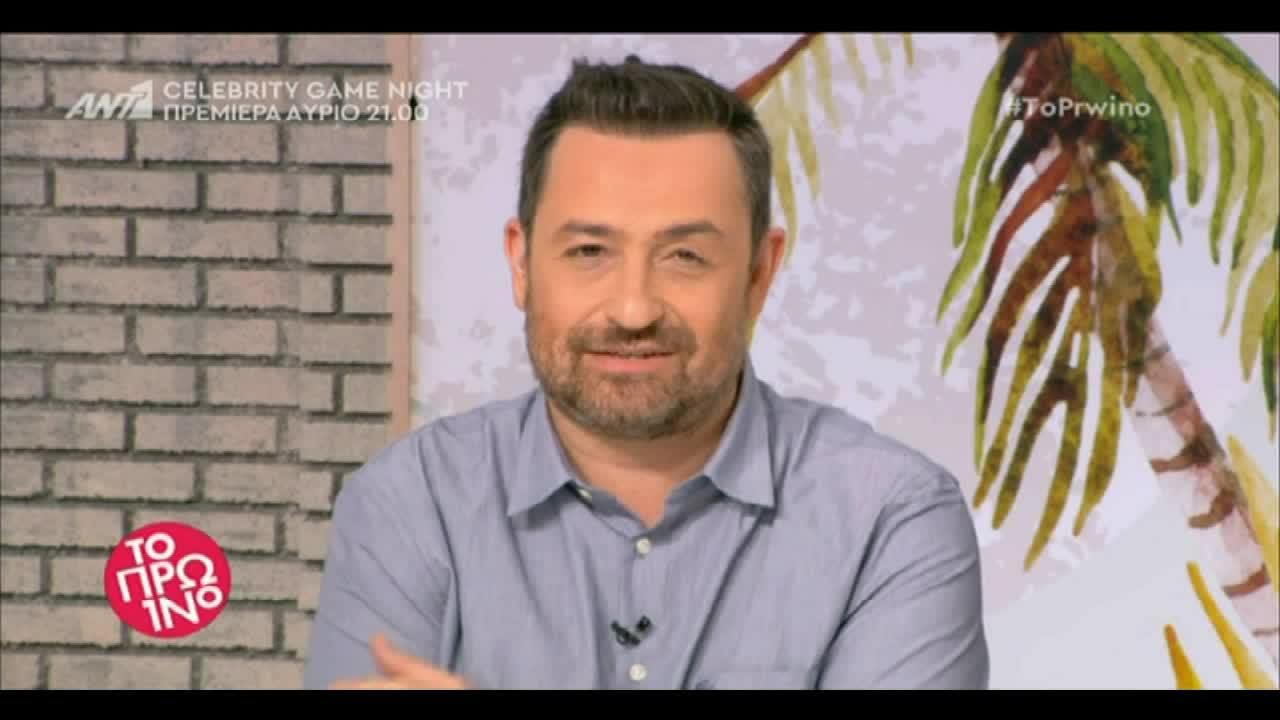 Πέτρος Κωστόπουλος: Οι απολαυστικές δηλώσεις για το αν θα κάνει ξανά οικογένεια