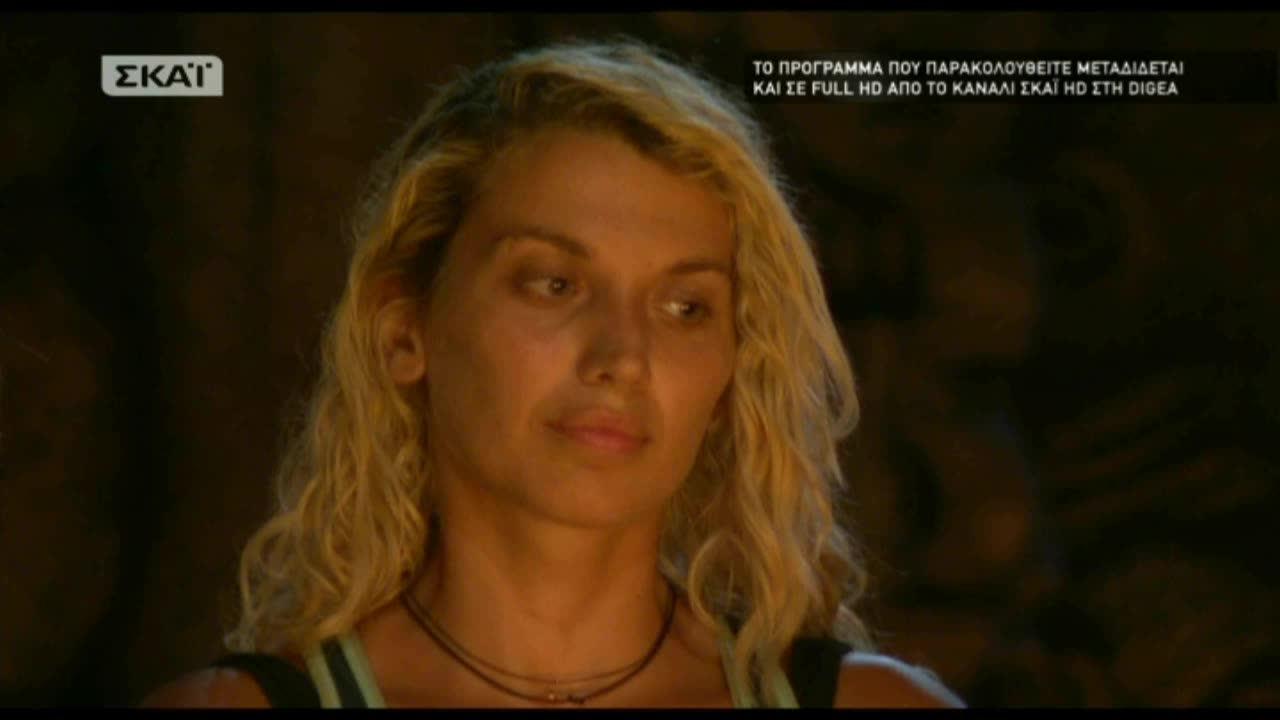 Survivor: Αποχώρησε η Κωνσταντίνα Σπυροπούλου