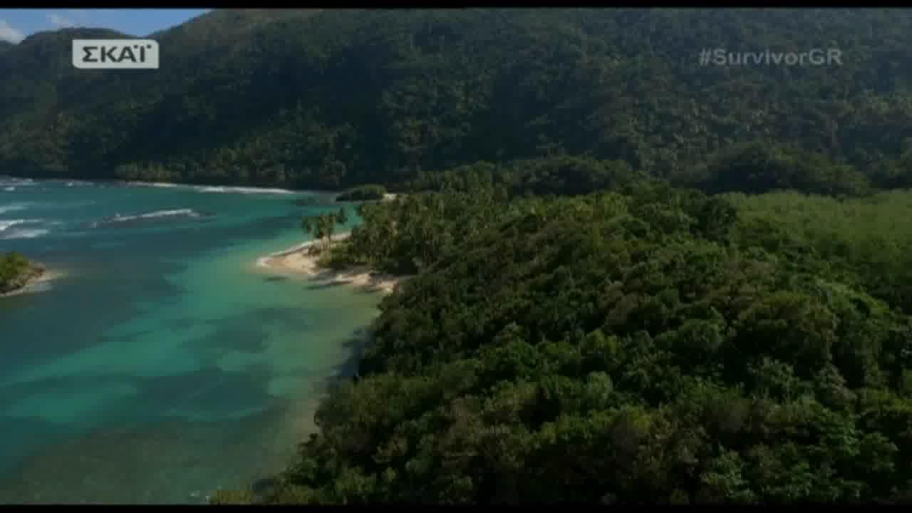Survivor: Η ανακοίνωση του αγώνα με την Κολομβία