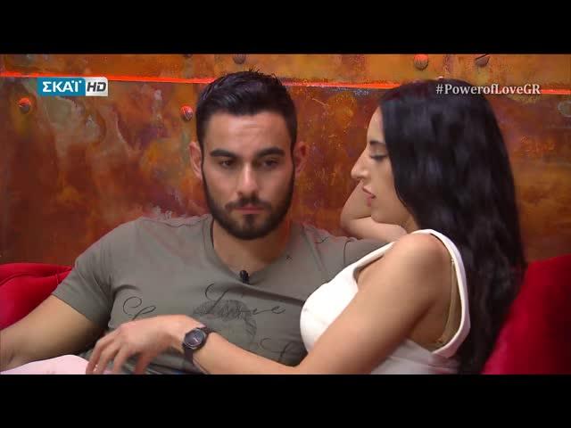 Power of Love: Η Τζούλια διαφωνεί με τον αποκλεισμό του Πάνου και της Στέλλας από τον διαγωνισμό μαγειρικής