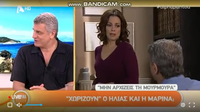 Βλαδίμηρος Κυριακίδης: Μιλάει πρώτη φορά για τον τηλεοπτικό χωρισμό του με τη Δάφνη Λαμπρόγιαννη