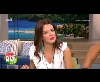 Νικολέττα Ράλλη: Τι ζήτησε από τον ΑΝΤ1 on air;