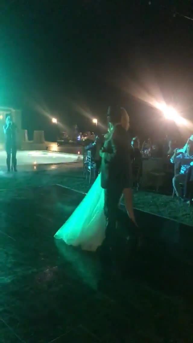 Μαντώ Γαστεράτου: Ο πρώτος χορός του ζευγαριού