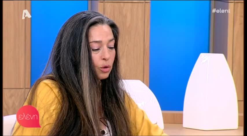 Ανθή Πριοβόλου: Η συγκλονιστική εξομολόγηση στην Ελένη Μενεγάκη