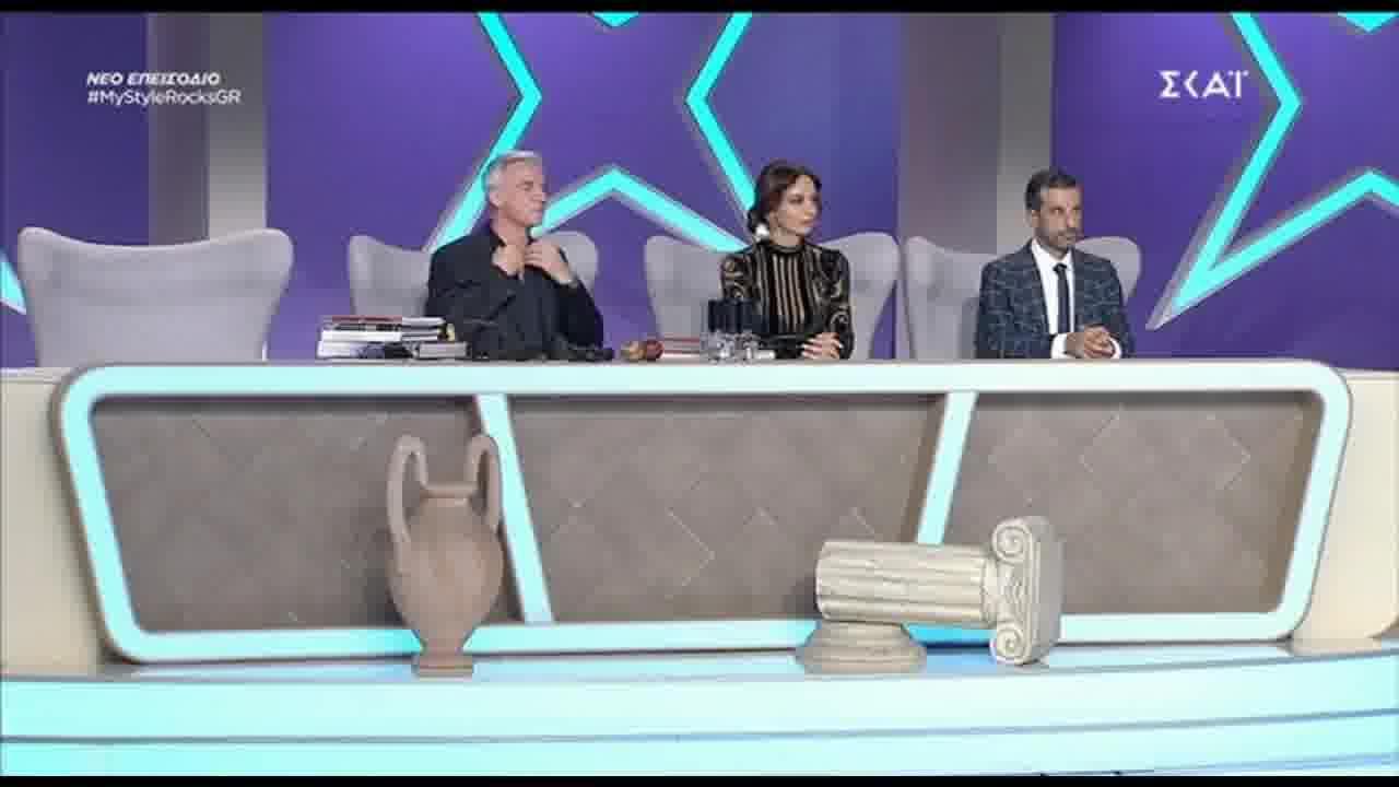 Ιωάννα Τούνη: Η καυτή guest εμφάνιση στο My Style Rocks Gala