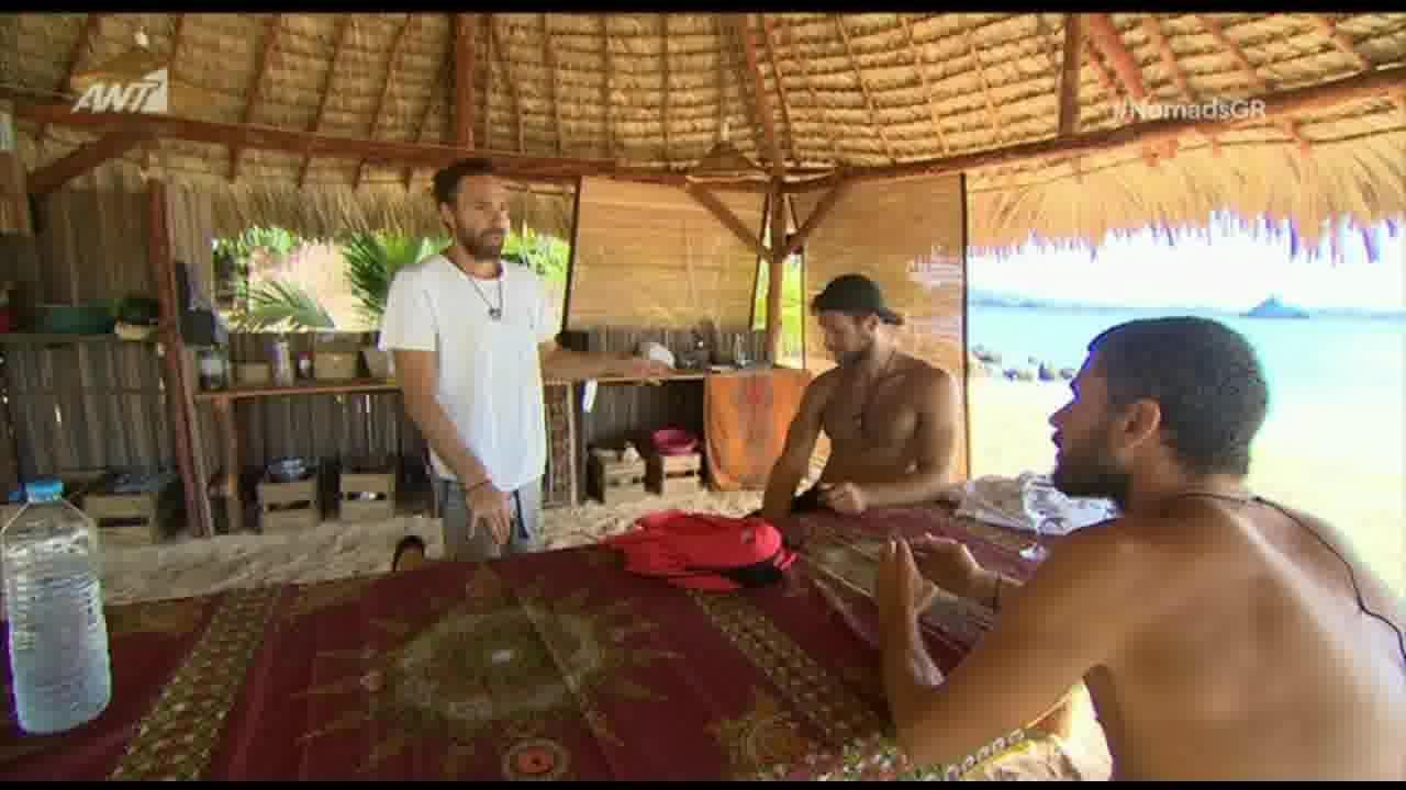 Nomads: Οι σπόντες των «Επίλεκτων» για Χαριστέα - Κωστοπούλου