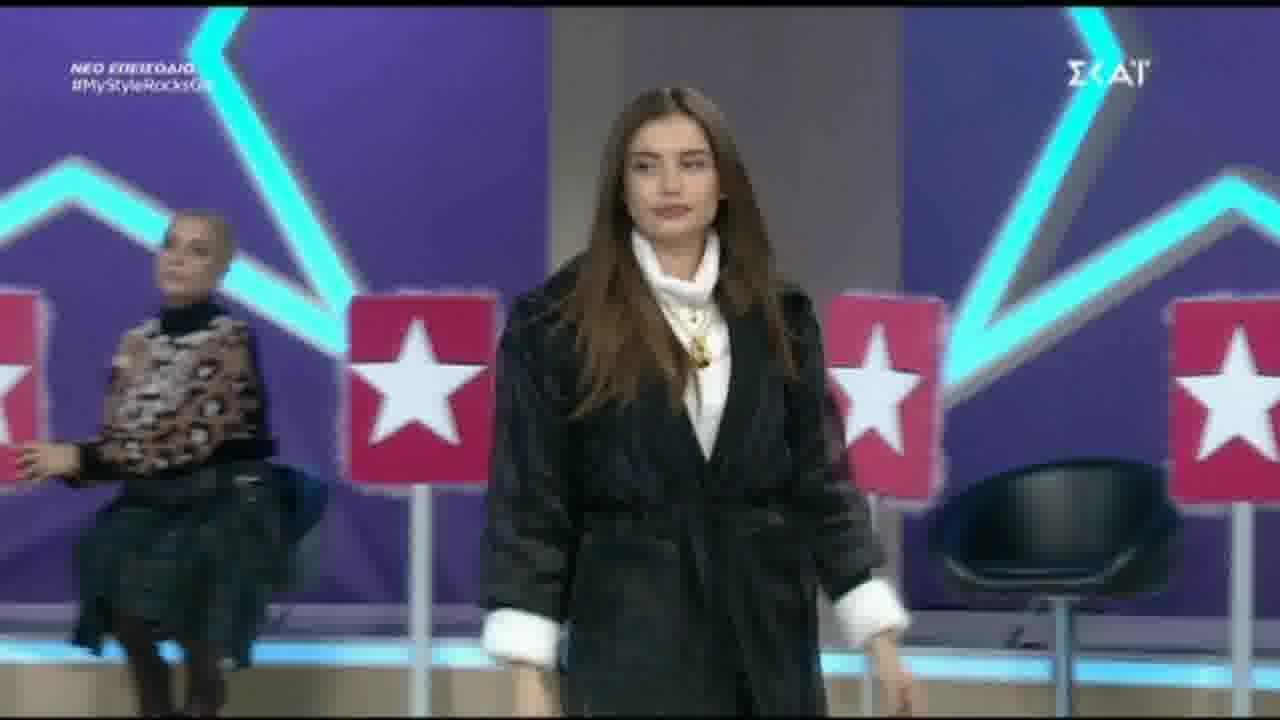 yupiii TV  TV - My Style Rocks  Καβγάς μεταξύ του Στέλιου Κουδουνάρη   της  Τζίνας Δημητρακοπούλου - yupiii.gr a21050c898d