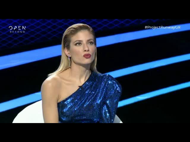 YUPIII TV  My Style Rocks Gala  Η καλεσμένη έκπληξη   τα κλάματα της ... ef8c6960d8a