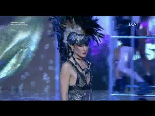 My Style Rocks: Η εμφάνιση της Κωνσταντίνας Κωνσταντινίδη που αποθέωσαν οι κριτές