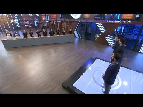 MasterChef: David & Μανώλης οι δύο πρώτοι υποψήφιοι προς αποχώρηση από ψηφοφορία