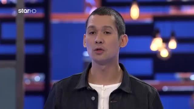 MasterChef: Ο David αποχώρησε από τον διαγωνισμό