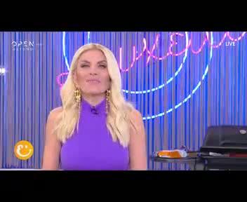 Κατερίνα Καινούργιου: Ο Άρης Μακρής στο backstage του νέου X-Factor