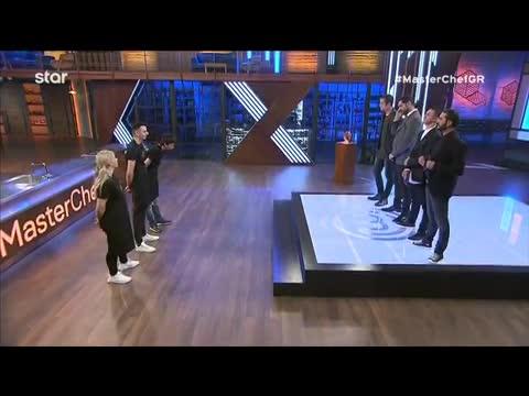 MasterChef: Η Κωνσταντίνα αποχωρεί