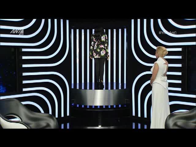 Your Face Sounds Familiar: Η Ελένη Φιλίνη ως Milva