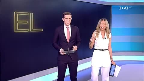 Video Of The Day: Χόρεψαν Φουρέιρα σε ενημερωτική εκπομπή του ΣΚΑΪ