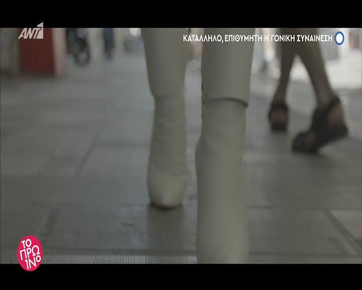 Φαίη Σκορδά: Η πρεμιέρα της σεζόν στο «Πρωινό»