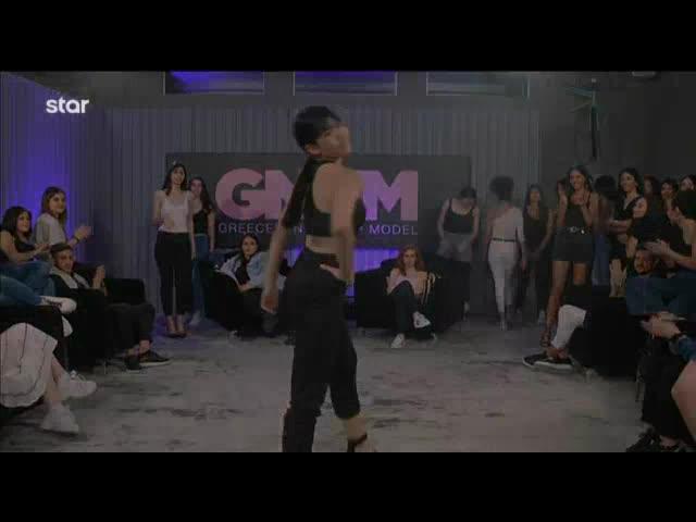 Next Top Model: Η audition της Άννας Χατζηστεφάνου