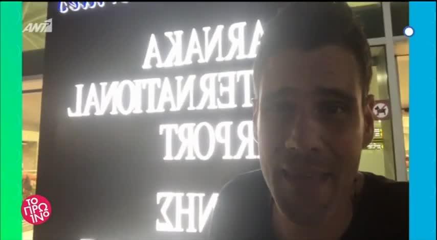 Νίκος Μουτσινάς: Ο Δημήτρης Ουγγαρέζος αποκάλυψε τον πρώτο του καλεσμένο!