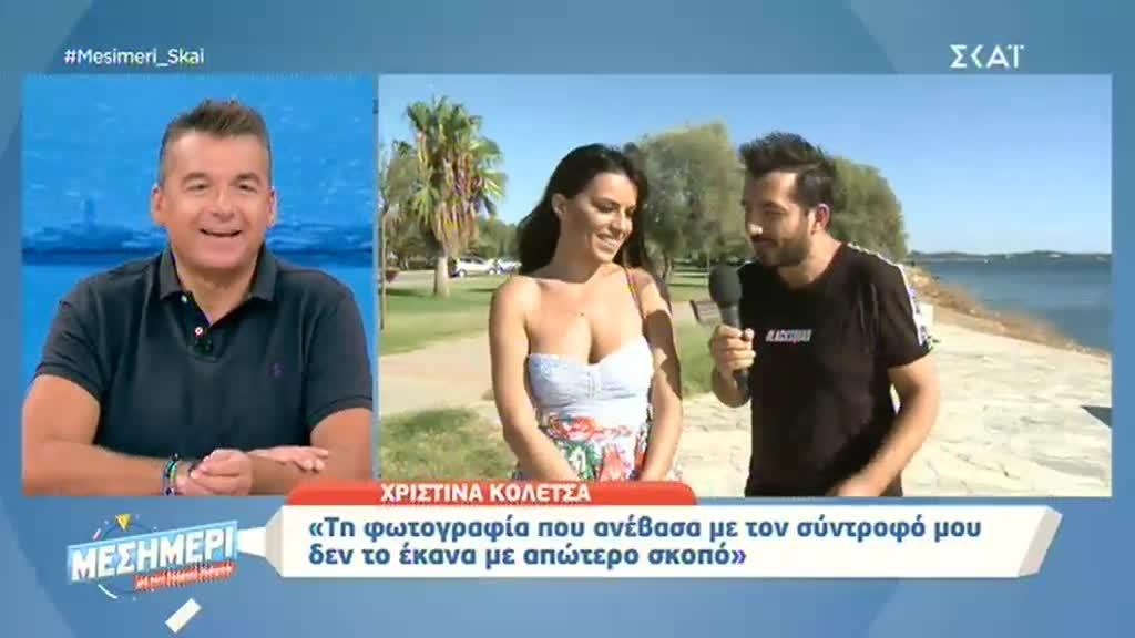 Γιώργος Λιάγκας: «Είχαμε σφαχτεί με την Κολέτσα στο Late Night»