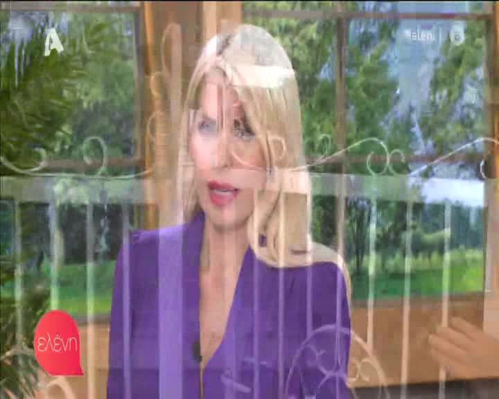 Ιωάννα Σουλιώτη: Ανοίγει το σπίτι της στην κάμερα της Ελένης Μενεγάκη