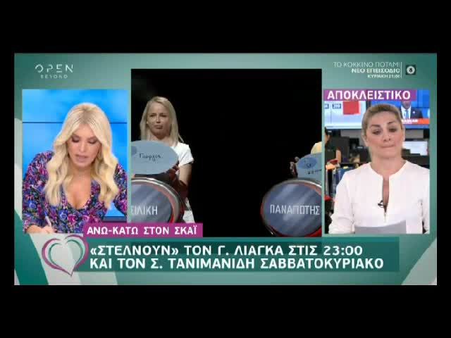 Big Brother: Οι υποψήφιοι παρουσιαστές για τον νέο κύκλο στον ΣΚΑΪ