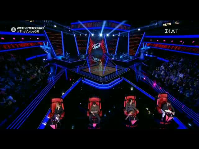 The Voice: Η blind audition της Aggi