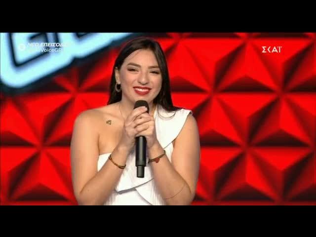 The Voice: Το σκούπισμα του Πάνου Μουζουράκη