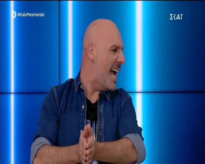Πέγκυ Ζήνα: Η συνέντευξη στο «Καλό Μεσημεράκι»