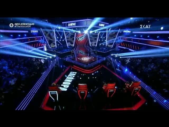 The Voice: Η διαπραγμάτευση ανάμεσα στον Ρουβά & τη Ζουγανέλη