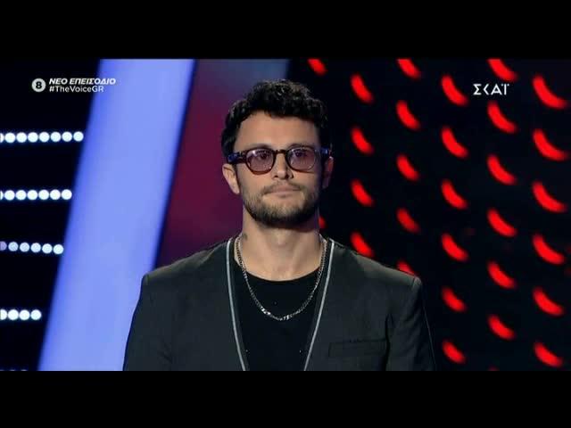 The Voice: Η Έλενα Παπαρίζου έκλεψε τον Κωνσταντίνο Φραντζή από την ομάδα του Σάκη Ρουβά