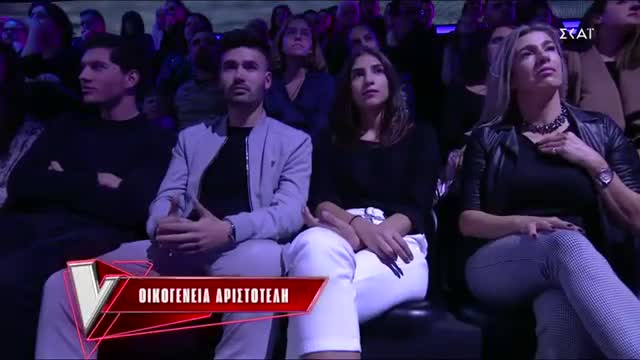 The Voice | Knockout: Αριστοτέλης Πολονύφης