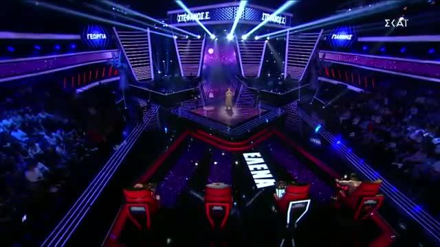 The Voice | Knockout: Γεωργία Δανιηλίδου