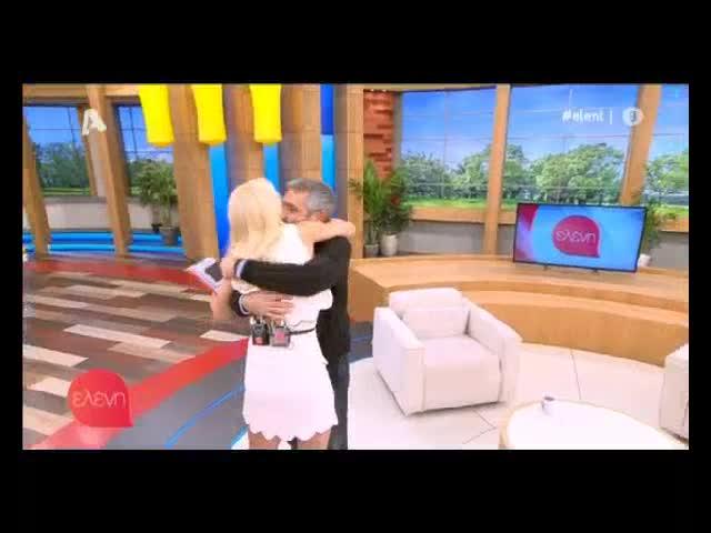 Θοδωρής Αθερίδης: Οι αφοπλιστικές ατάκες με την Ελένη Μενεγάκη για τον ερχομό του εγγονού της
