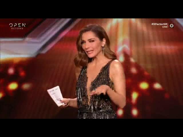 X-Factor: Το μικρό πρόβλημα υγείας που αντιμετώπισε ο Γιάννης Γρόσης