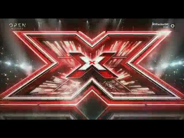 X-Factor: «Έλα που φοβάμαι» από τον Γιάννη Γρόση