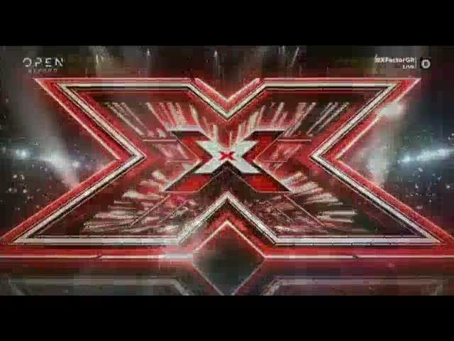 X-Factor: «Ακατάλληλη Σκηνή» από τον Γιάννη Τεργιάκη