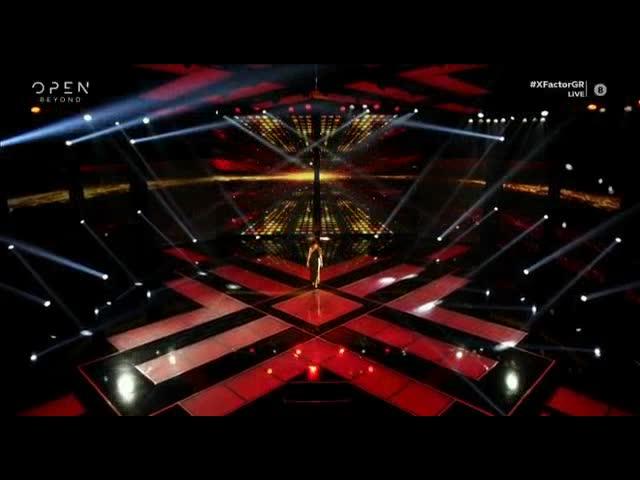 X-Factor: Ο παίκτης που αποχώρησε από το 6ο live show