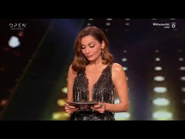 Το απρόοπτο στη σκηνή του 6ου live show του X-Factor