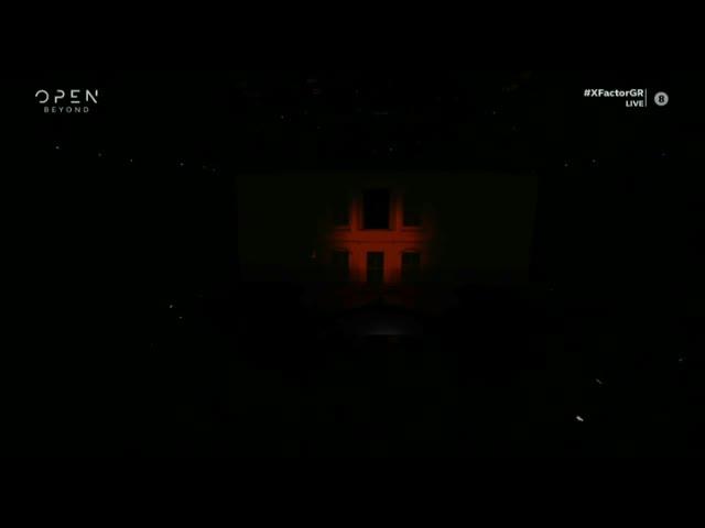 Δέσποινα Βανδή: Η έναρξη του 8ου live show του Χ-Factor & το απρόοπτο on air