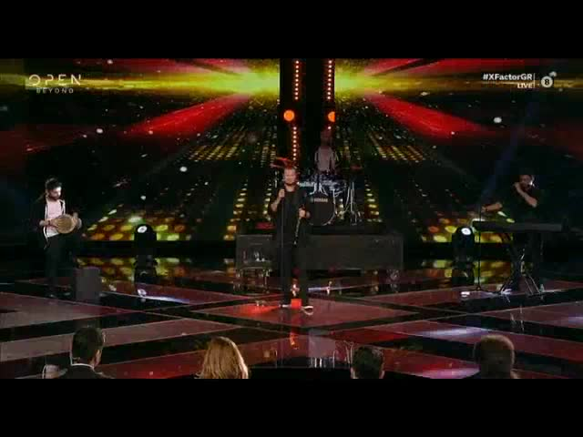 X-Factor: Αποχώρησε ένα από τα φαβορί του μουσικού διαγωνισμού!