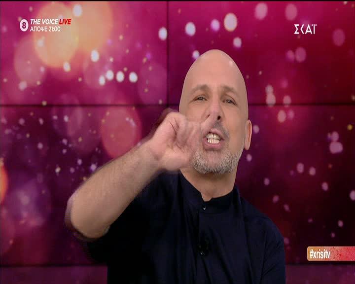 Ο Γιώργος Οικονομάκης στο «Καλό Μεσημεράκι»