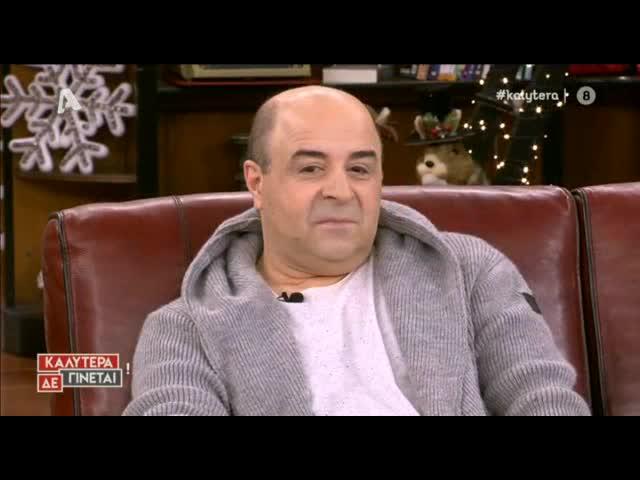 Μάρκος Σεφερλής: Η απάντηση για τις φήμες περί συνεργασίας με τον ΣΚΑΪ