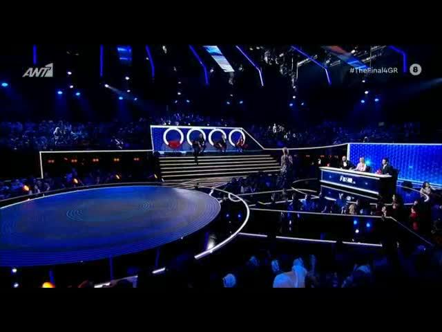 The Final Four: Η μουσική συνάντηση Stavento - Ήβη Αδάμου στον τελικό