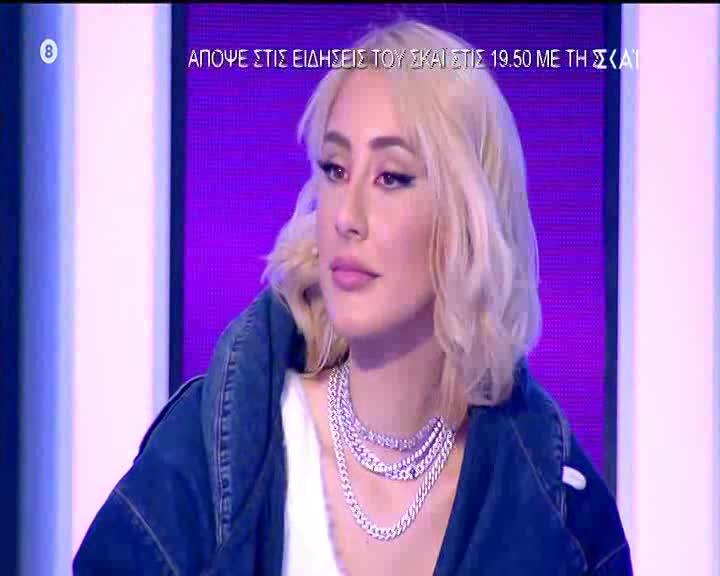 My Style Rocks: «Λύγισε» η Κιάρα από τα σχόλια των κριτών