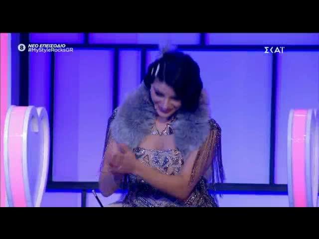 My Style Rocks: Η Τόνια Κούμπα με τον αγαπημένο της, Γεράσιμο, στο Gala