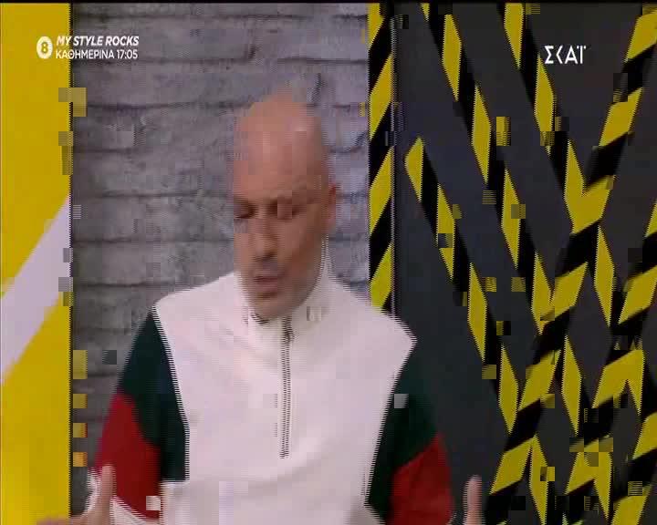 Δημήτρης Σταρόβας: Η εμφάνιση στο «Καλό Μεσημεράκι»