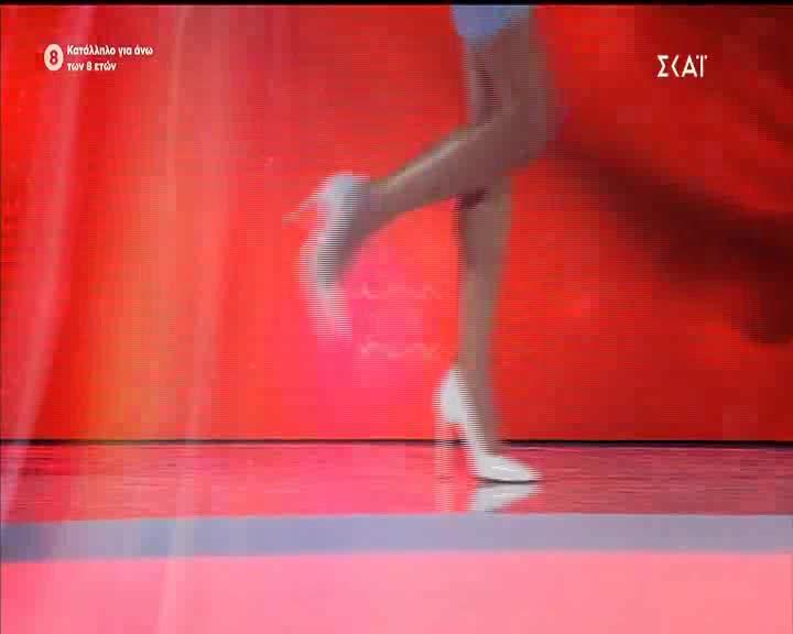 Κατερίνα Στικούδη: Η εντυπωσιακή και σέξι εμφάνιση στην έναρξη του My Style Rocks