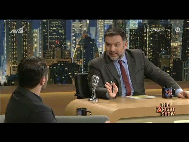 Γιώργος Αγγελόπουλος: Οι αποκαλύψεις για την προσωπική του ζωή