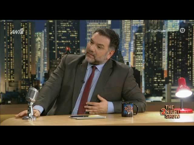 Γιώργος Αγγελόπουλος: Θα υποδυθεί τελικά τον Εζέλ;