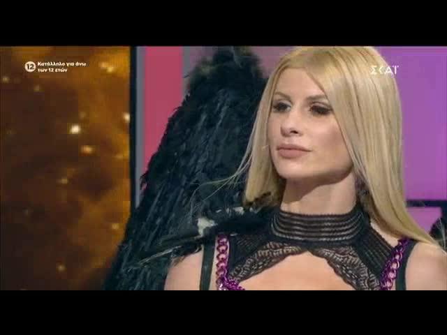 My Style Rocks Gala: Η Έφη Γκούτα εκτός παιχνιδιού